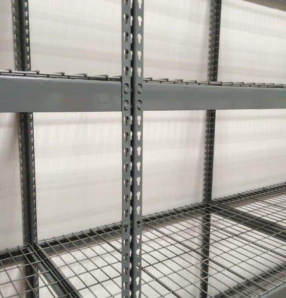 Rivet/Bulk Storage Shelving