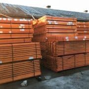 "Used teardrop beams 96""x 4"""